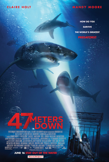 47_Meters_Down_(2017)_Theatrical_Release_Poster